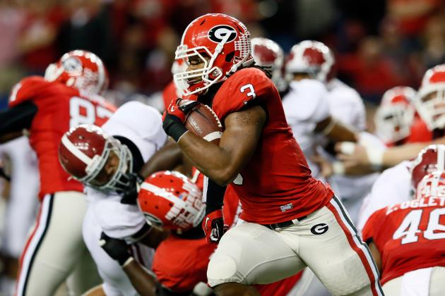 Georgia Bulldogs vs. Clemson Tigers Complete Game Preview