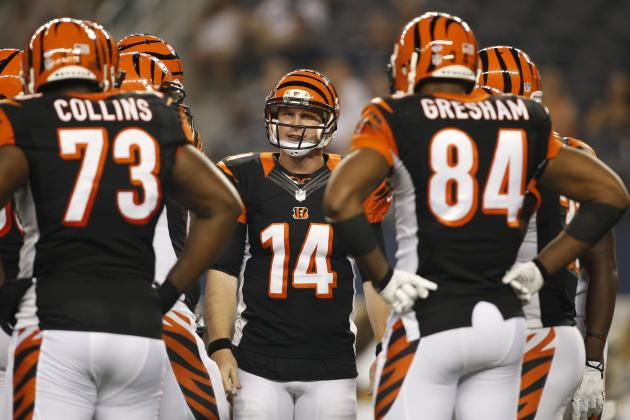 Burning Questions for the Cincinnati Bengals' 2013-14 Season