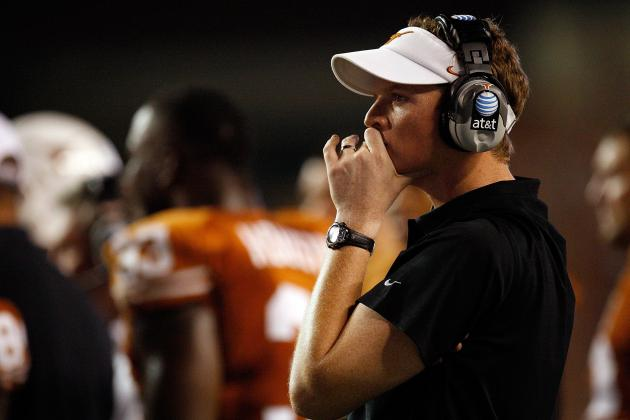 Texas Football: 3 Plays Major Applewhite Needs to Call More Often