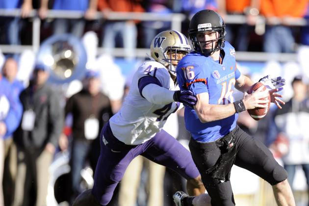 Boise State Broncos vs. Washington Huskies Complete Game Preview