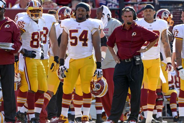What to Expect from Each Redskins Starter in 2013-14