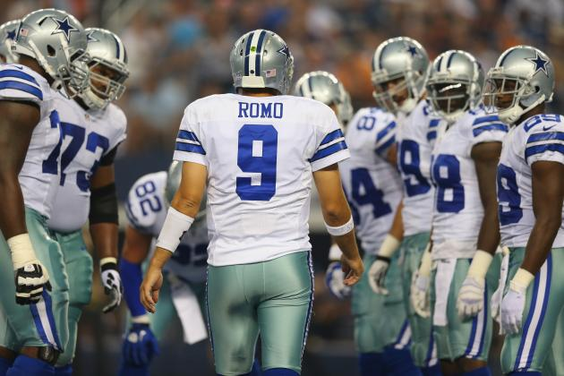 What to Expect from Each Dallas Cowboys Starter in 2013