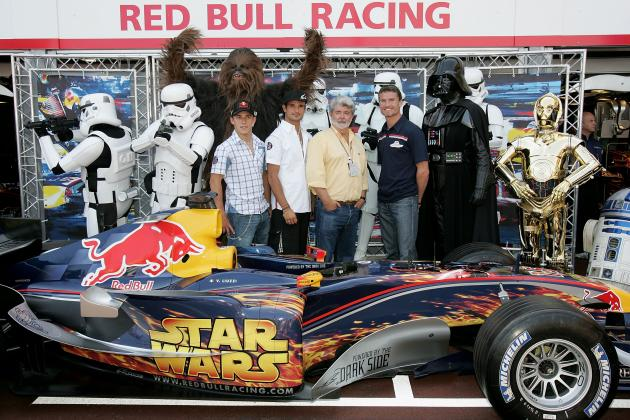 The 10 Most Embarrassing F1 Media Stunts