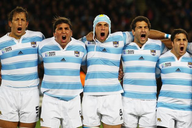 Argentina's Leonardo Senatore and Rugby's Other Infamous Biting Incidences