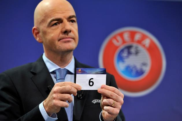 UEFA Champions League 2013-14 Group Stage Draw: Winners and Losers