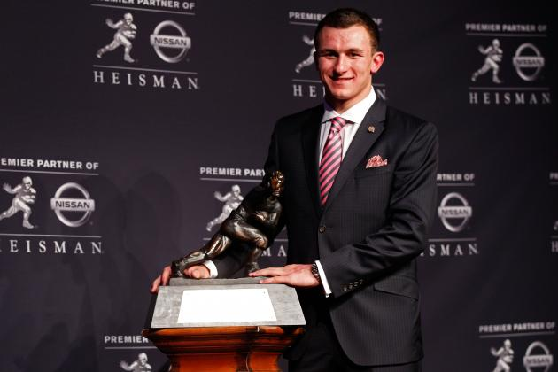 Johnny Manziel: Heisman Odds and Season Outlook for Texas A&M's Superstar QB