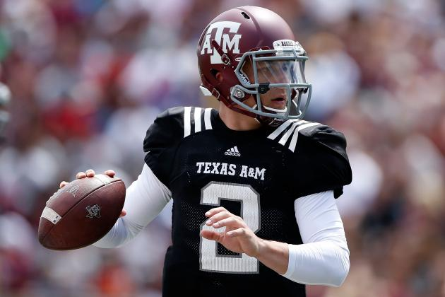 College Football Week 1 Picks: Rice Owls vs. Texas A&M Aggies