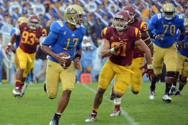 USC vs. UCLA: Whose 2014 Recruiting Class Is Better Right Now?