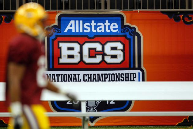 Goodbye BCS:  10 Things We Will Actually Miss About the BCS