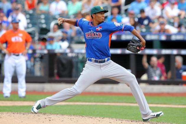 Ranking the Oakland Athletics' Top Pitching Prospects