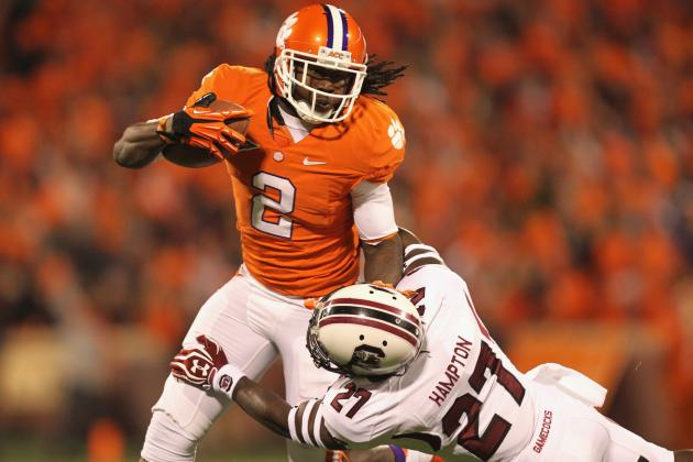 Sammy Watkins: Everything You Need to Know About Clemson's Superstar WR