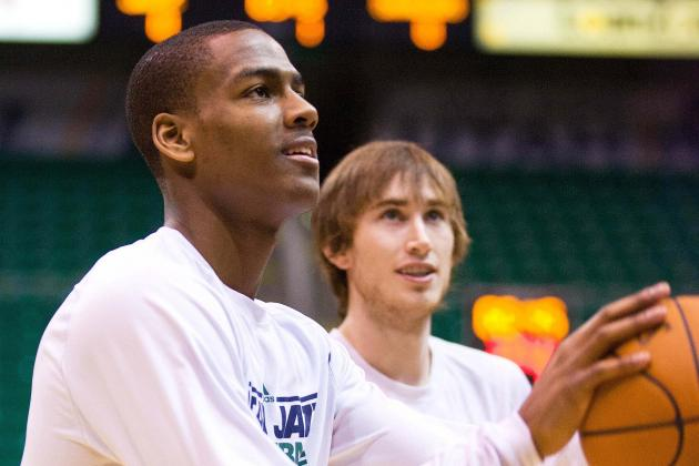 Stat Predictions for Every Utah Jazz Starter in 2013-14