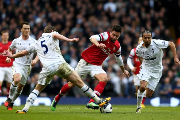 5 Key Battles That Will Shape Tottenham vs. Arsenal
