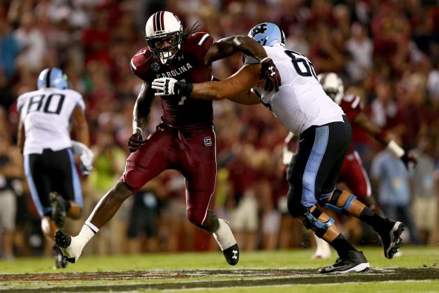 6 Takeaways from the 1st Night of College Football 2013