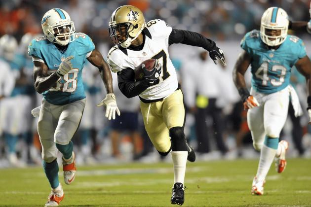 10 Biggest Snubs and Surprises from the New Orleans Saints' 53-Man Cut