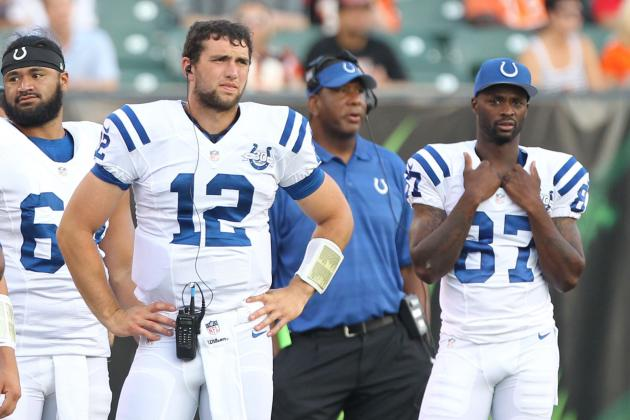Burning Questions for the Indianapolis Colts' 2013-14 Season