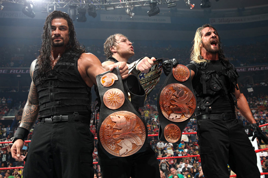 WWE Night of Champions 2013: Power Ranking Every WWE Championship