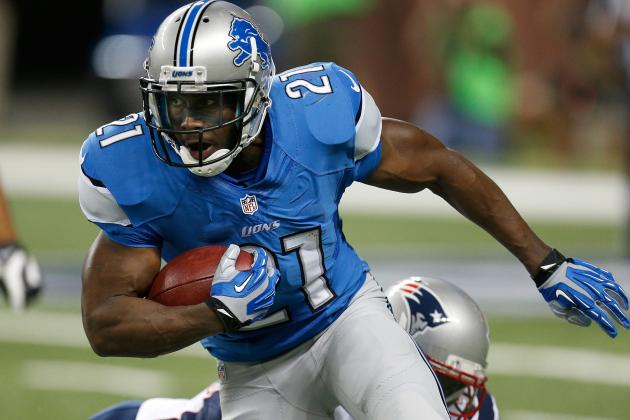 What's New for the Detroit Lions in 2013-14?