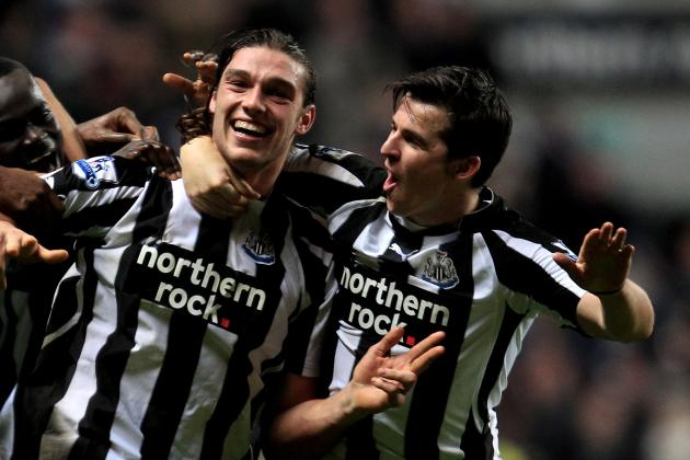 Newcastle United's Greatest Premier League Hard Men