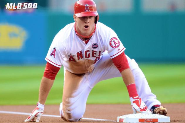 B/R MLB 500: Top 40 Center Fielders