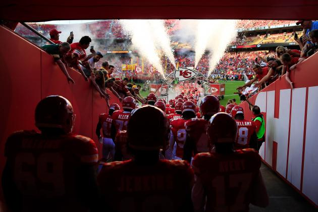 Projecting the Kansas City Chiefs 53-Man Roster Going into Week 1