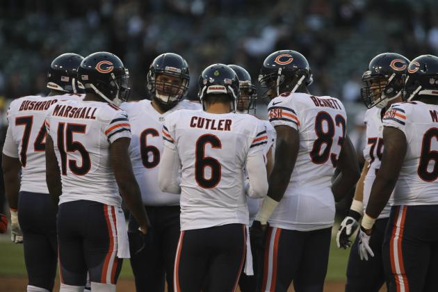 Chicago Bears' Roster: Report Card Grades for Every Position