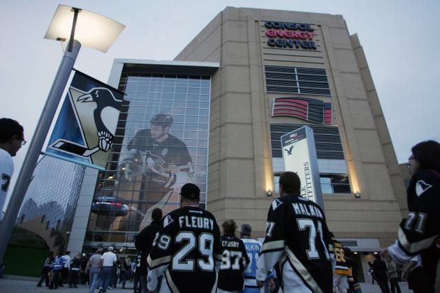 The Biggest Question Mark on Each Pittsburgh Penguins Line for 2013-14 Season