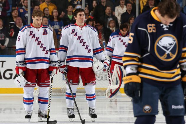 New York Rangers Who Have the Best on-Ice Chemistry