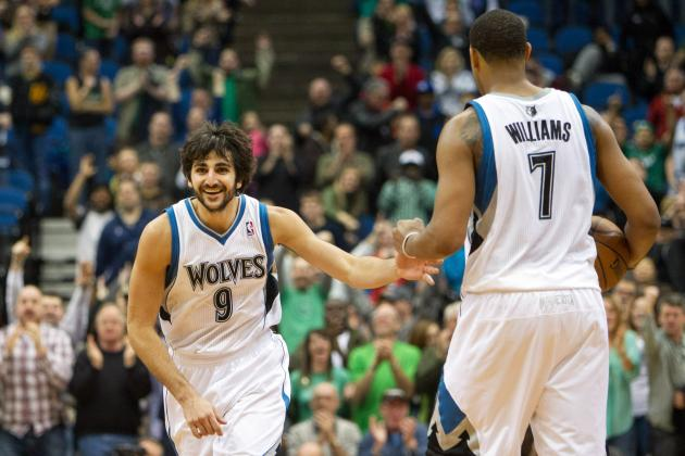Pre-Training Camp Player Power Rankings for Minnesota Timberwolves