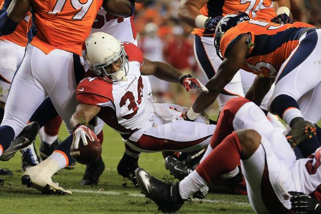 Arizona Cardinals 2013 Team Roster: Report Card Grades for Every Position