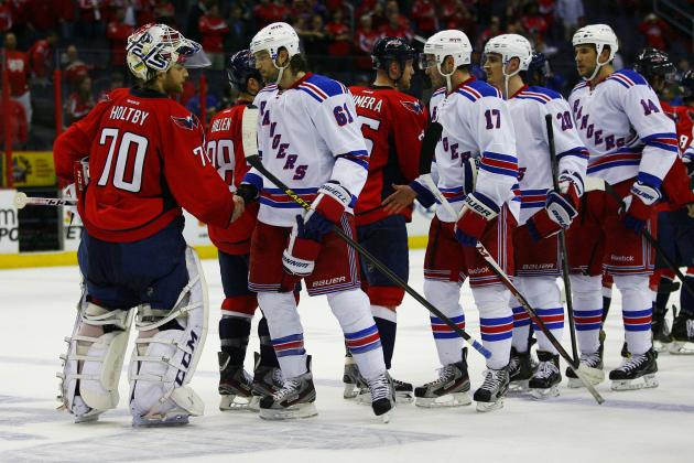 Predicting Which Metropolitan Division Teams Will Give New York Rangers Problems