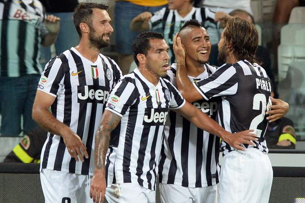 5 Reasons Why a Serie A Side Can Win the Champions League This Season