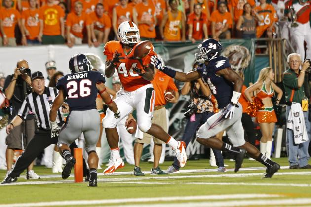 Miami Football: Studs and Duds from Week 1 Win over Florida Atlantic