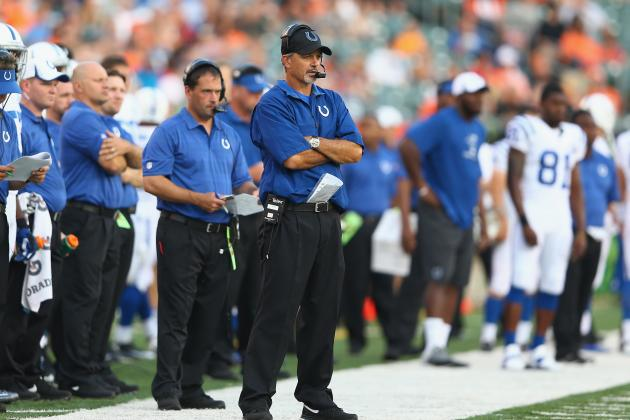What's New for the Indianapolis Colts in 2013?