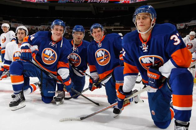 New York Islanders' Best Prospect at Each Position