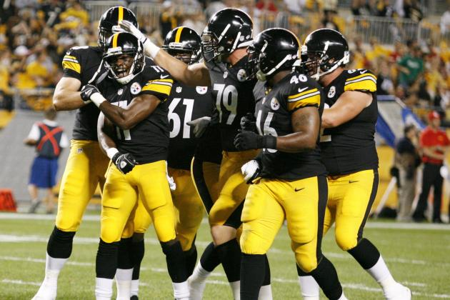 What's New for the Pittsburgh Steelers in 2013?