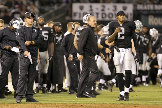 What's New for Oakland Raiders in 2013-14?