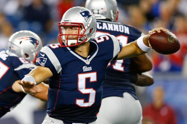 Final Projections for 2013 New England Patriots' 53-Man Active Roster