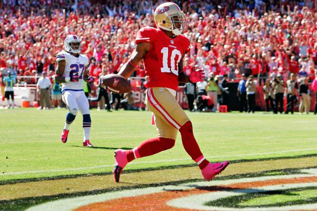 San Francisco 49ers 2013 Team Roster: Report Card Grades for Every Position