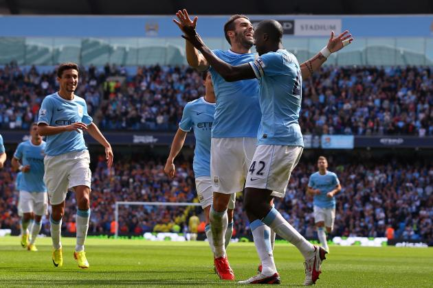 Premier League Results: Analysis for Manchester City vs. Hull and All the Games
