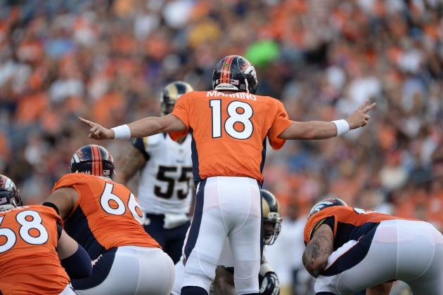Denver Broncos 2013 Team Roster: Report Card Grades for Every Position