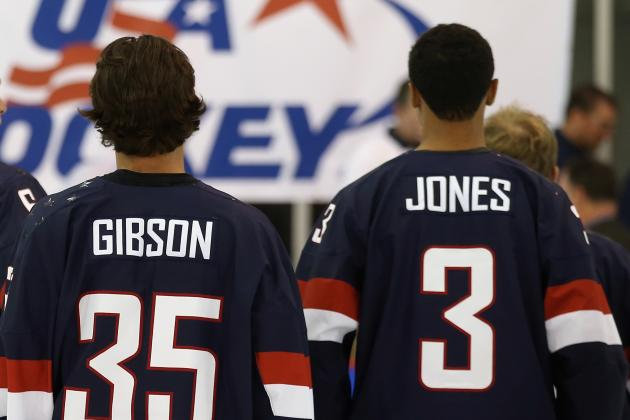 Ranking the NHL's 10 Most Promising American Prospects