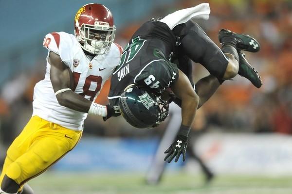 USC Football: Grading Every New Starter's Week 1 Performance