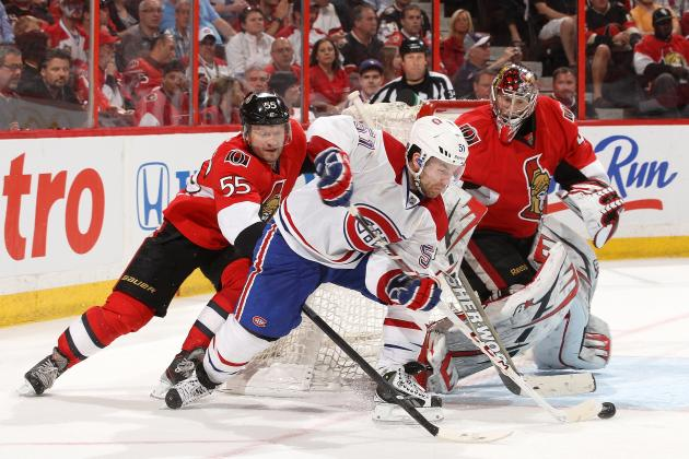 Ranking the Montreal Canadiens Most Likely to Be Trade Bait in 2013-14 Season
