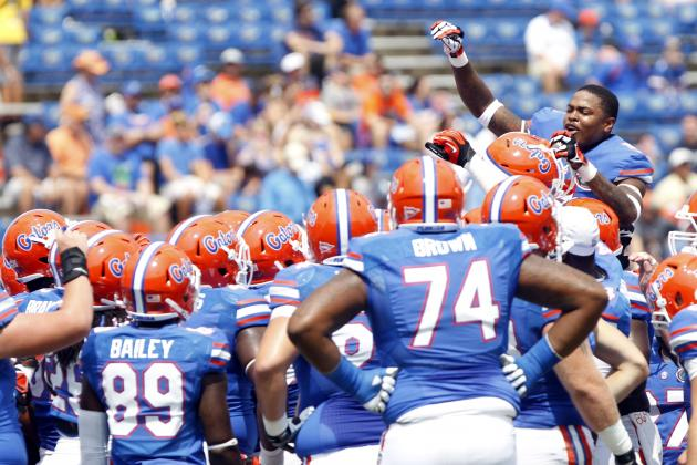 Toledo vs. Florida: 10 Things We Learned from Gators' Win