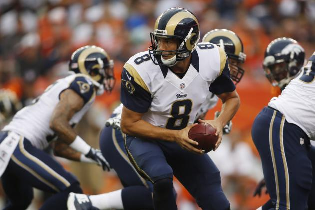St. Louis Rams 2013 Team Roster: Report Card Grades for Every Position
