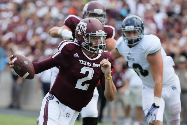 Rice vs. Texas A&M: 10 Things We Learned from Aggies' Win