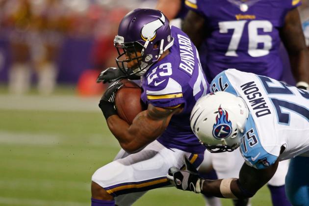 Biggest Snubs and Surprises for the Minnesota Vikings' 53-Man Roster
