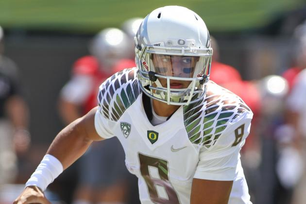 Oregon vs. Nicholls State: 10 Things We Learned from the Ducks' Dominant Win