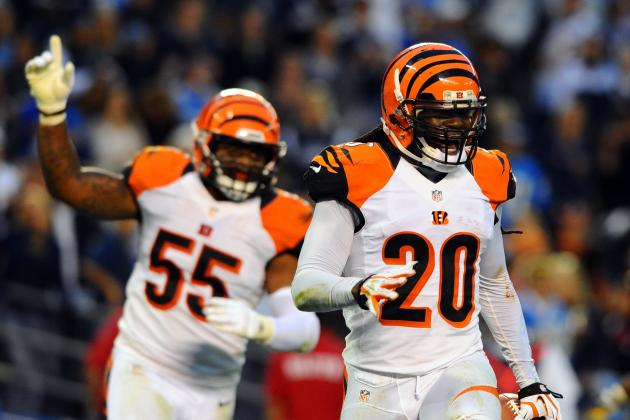 Cincinnati Bengals 2013 Team Roster: Report Card Grades for Every Position